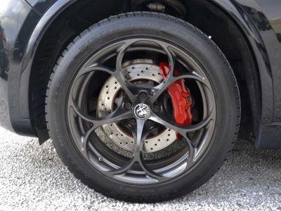 Alfa Romeo Stelvio Quadrifoglio - - Lichte Vracht Utilitaire - - Black Black - <small></small> 54.900 € <small>TTC</small> - #9