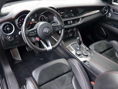 Alfa Romeo Stelvio Quadrifoglio - - Lichte Vracht Utilitaire - - Black Black - <small></small> 54.900 € <small>TTC</small> - #10