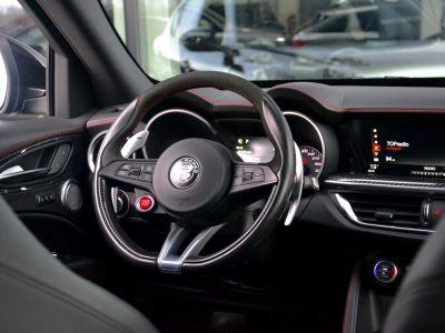 Alfa Romeo Stelvio Quadrifoglio - - Lichte Vracht Utilitaire - - Black Black - <small></small> 54.900 € <small>TTC</small> - #15
