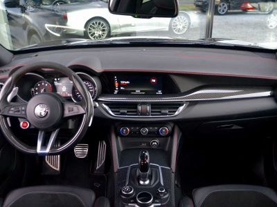Alfa Romeo Stelvio Quadrifoglio - - Lichte Vracht Utilitaire - - Black Black - <small></small> 54.900 € <small>TTC</small> - #16