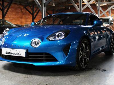 Alpine A110 (2E GENERATION) II 1.8 T 250 PURE - <small></small> 59.800 € <small>TTC</small>