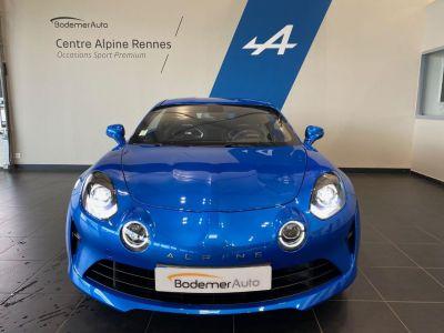 Alpine A110 Premiere Edition 252ch - <small></small> 65.990 € <small>TTC</small>