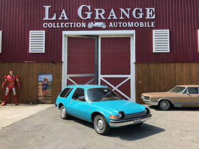 AMC Pacer 1977 - <small></small> 9.900 € <small>TTC</small>