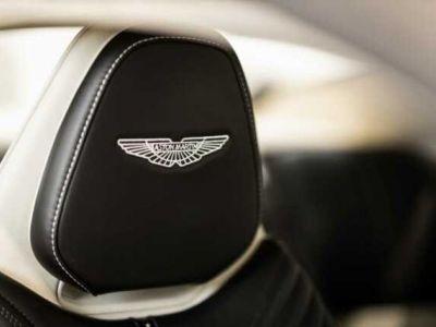 Aston Martin DB11 V12 Lauch Edition # cuir bicolore ivory/pure Black - <small></small> 126.800 € <small>TTC</small>