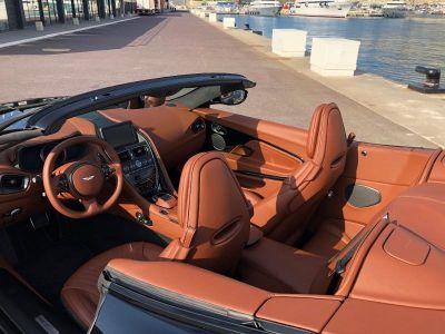 Aston Martin DB11 Volante V12 Bi-turbo 5.2 608ch BVA8 - <small></small> 208.000 € <small>TTC</small>