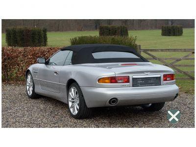 Aston Martin DB7 DB7 V12 Volante Touchtronic - <small></small> 59.900 € <small>TTC</small> - #8