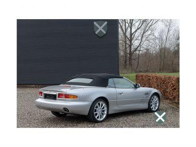 Aston Martin DB7 DB7 V12 Volante Touchtronic - <small></small> 59.900 € <small>TTC</small> - #10
