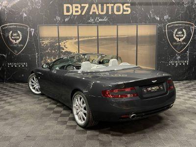 Aston Martin DB9 VOLANTE 5.9 V12 455 - <small></small> 59.990 € <small>TTC</small> - #4