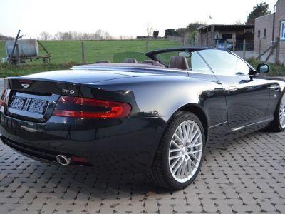 Aston Martin DB9 Volante Touchtronic 477 ch 1 MAIN !! 39.000 km !! - <small></small> 73.900 € <small>TTC</small>