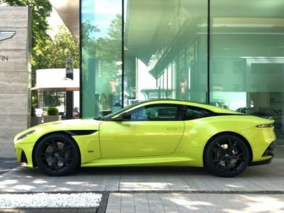 Aston Martin DBS SUPERLEGGERA Pack Q /Lime Essence AML Special - <small></small> 316.800 € <small>TTC</small>