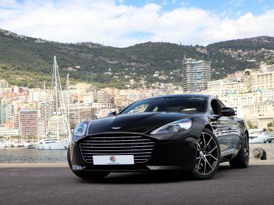 Aston Martin Rapide V12 5.9 560ch S Touchtronic 3 - <small></small> 119.000 € <small>TTC</small>