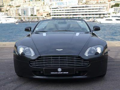 Aston Martin V8 Vantage Roadster 4.7 Sportshift - <small></small> 69.800 € <small>TTC</small>