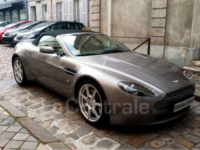 Aston Martin V8 Vantage VOLANTE ROADSTER 4.3 390 BVA6 - <small></small> 57.500 € <small>TTC</small>