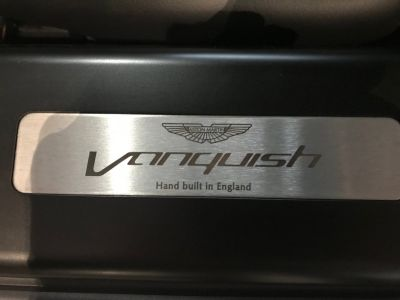 Aston Martin VANQUISH II COUPE 6.0 576 BOITE TOUCHTRONIC 3 - <small></small> 188.900 € <small>TTC</small>