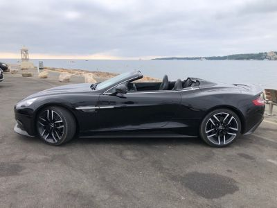 Aston Martin VANQUISH V12 5.9 570CH TOUCHTRONIC III - <small></small> 169.700 € <small>TTC</small>