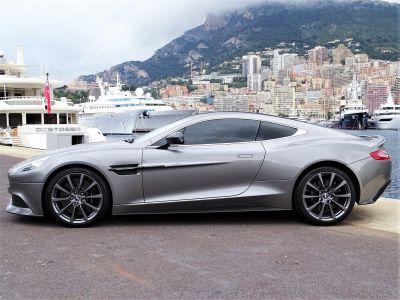 Aston Martin Vanquish V12 TOUCHTRONIC 573 CV COUPE - MONACO - <small></small> 156.900 € <small>TTC</small> - #4