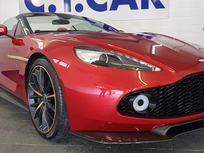 Aston Martin Vanquish ZAGATO VOLANTE - <small></small> 730.000 € <small>TTC</small> - #1
