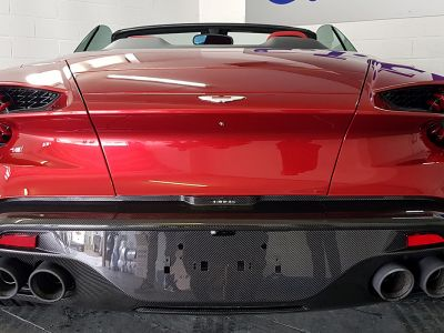 Aston Martin Vanquish ZAGATO VOLANTE - <small></small> 730.000 € <small>TTC</small> - #17