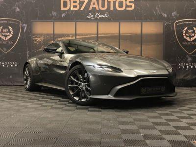 Aston Martin VANTAGE Coupe V8 510 ch BVA8 - <small></small> 154.780 € <small>TTC</small>