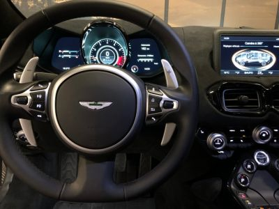Aston Martin VANTAGE Coupe V8 510 ch BVA8 - <small></small> 149.780 € <small>TTC</small>