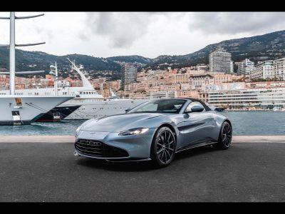 Aston Martin Vantage Roadster - <small></small> 184.000 € <small>TTC</small> - #4