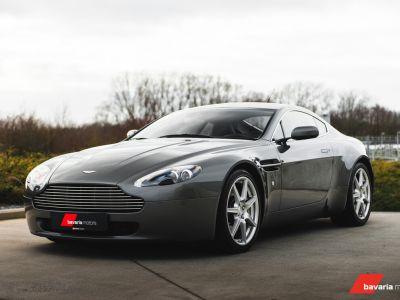 Aston Martin Vantage V8 - MANUAL GEARBOX - LOW MILEAGE - <small></small> 49.900 € <small>TTC</small> - #2