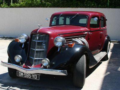 Auburn 654 1936 - <small></small> 41.900 € <small>TTC</small>