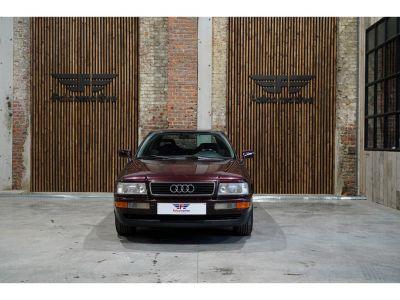 Audi 80 Coupe 2.0i - 1ste eigenaar - TOPClassic - <small></small> 9.900 € <small>TTC</small> - #4