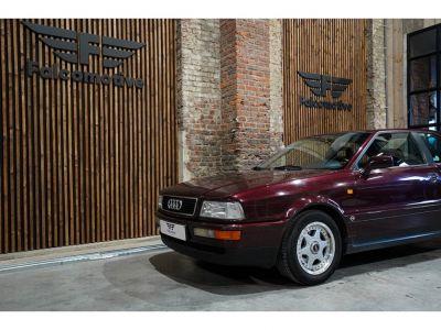 Audi 80 Coupe 2.0i - 1ste eigenaar - TOPClassic - <small></small> 9.900 € <small>TTC</small> - #7
