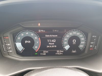 Audi A1 30 TFSI 116 ch S tronic 7 Design - <small></small> 26.900 € <small>TTC</small>