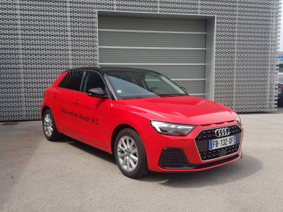 Audi A1 NOUVELLE 30 TFSI 116 ch S tronic 7 Design Luxe - <small></small> 27.900 € <small>TTC</small>