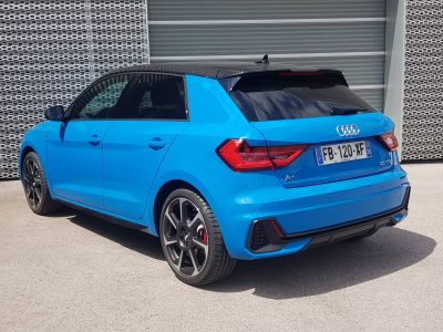 Audi A1 NOUVELLE 30 TFSI 116 ch S tronic 7 S line - <small></small> 32.900 € <small>TTC</small>