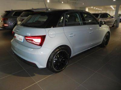 Audi A1 Sportback 1.4 TFSI 125ch Midnight Series S tronic 7 - <small></small> 25.900 € <small>TTC</small>