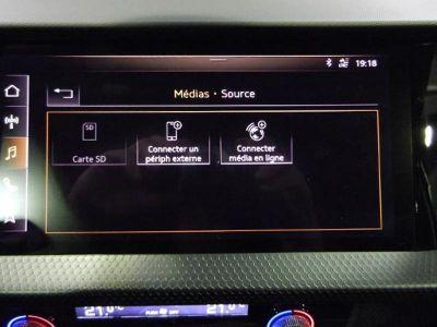 Audi A1 Sportback 30 TFSI 116ch Design Luxe S tronic 7 - <small></small> 30.500 € <small>TTC</small>