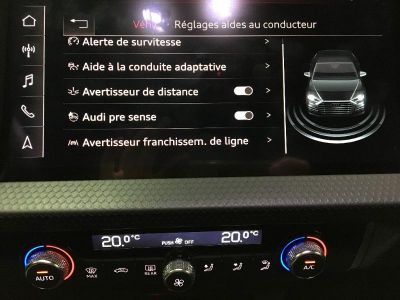 Audi A1 Sportback 30 TFSI 116ch Design Luxe S tronic 7 - <small></small> 28.900 € <small>TTC</small>