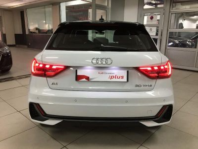 Audi A1 Sportback 30 TFSI 116ch S line S tronic 7 - <small></small> 28.500 € <small>TTC</small>