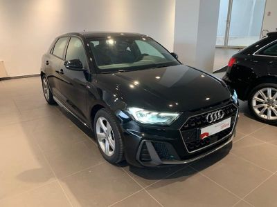 Audi A1 Sportback 30 TFSI 116ch S line S tronic 7 - <small></small> 27.200 € <small>TTC</small>