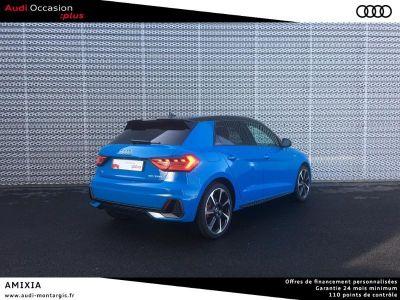 Audi A1 Sportback 30 TFSI 116ch Turbo Blue Edition S tronic 7 - <small></small> 30.900 € <small>TTC</small>
