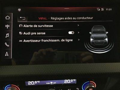 Audi A1 Sportback 35 TFSI 150ch Design Luxe S tronic 7 - <small></small> 32.800 € <small>TTC</small>