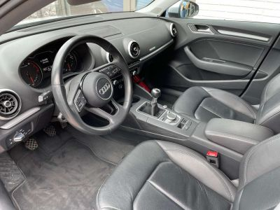 Audi A3 1.0 TFSI - GPS - Cuir - Xénon - Radar arr - <small></small> 18.490 € <small>TTC</small> - #8