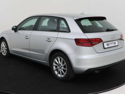 Audi A3 1.6 TDi Attraction S tronic - LEDER - GPS - PDC - <small></small> 12.995 € <small>TTC</small> - #10