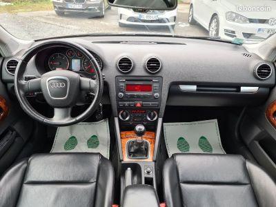 Audi A3 2.0 tdi 140 quattro ambition luxe 01/2008 CUIR REGULATEUR - <small></small> 6.990 € <small>TTC</small>