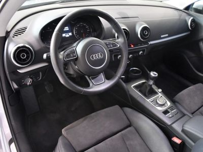 Audi A3 Berline 2.0 TDI 150 S-Line Ambition Luxe Quattro Boite 6 GPS Matrix Cuir Alcantara Régulateur JA 18 - <small></small> 18.990 € <small>TTC</small> - #2