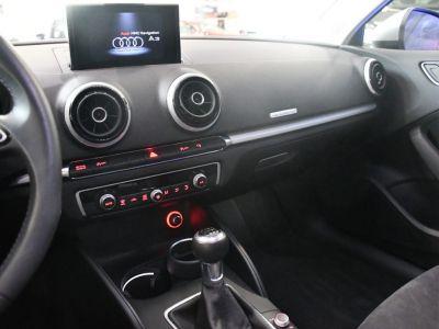 Audi A3 Berline 2.0 TDI 150 S-Line Ambition Luxe Quattro Boite 6 GPS Matrix Cuir Alcantara Régulateur JA 18 - <small></small> 18.990 € <small>TTC</small> - #6