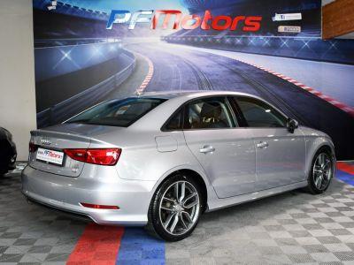 Audi A3 Berline 2.0 TDI 150 S-Line Ambition Luxe Quattro Boite 6 GPS Matrix Cuir Alcantara Régulateur JA 18 - <small></small> 18.990 € <small>TTC</small> - #13