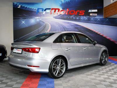 Audi A3 Berline 2.0 TDI 150 S-Line Ambition Luxe Quattro Boite 6 GPS Matrix Cuir Alcantara Régulateur JA 18 - <small></small> 18.990 € <small>TTC</small> - #14