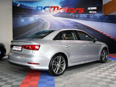 Audi A3 Berline 2.0 TDI 150 S-Line Ambition Luxe Quattro Boite 6 GPS Matrix Cuir Alcantara Régulateur JA 18 - <small></small> 18.990 € <small>TTC</small> - #16