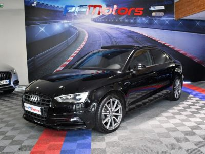Audi A3 Berline 2.0 TDI 150 S-Line S-Tronic GPS TO Sièges Exclusive Cuir Drive JA 18 - <small></small> 22.990 € <small>TTC</small> - #2