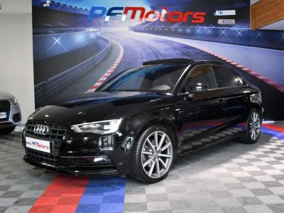 Audi A3 Berline 2.0 TDI 150 S-Line S-Tronic GPS TO Sièges Exclusive Cuir Drive JA 18 - <small></small> 22.990 € <small>TTC</small> - #3