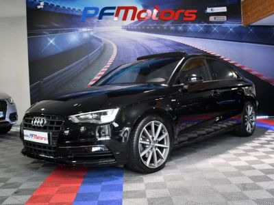 Audi A3 Berline 2.0 TDI 150 S-Line S-Tronic GPS TO Sièges Exclusive Cuir Drive JA 18 - <small></small> 22.990 € <small>TTC</small> - #4